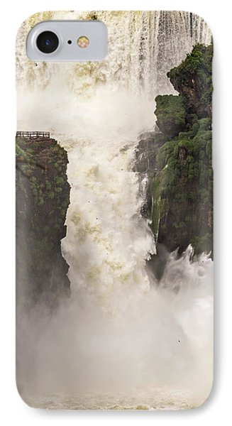 IPhone Case featuring the photograph Plunge by Alex Lapidus