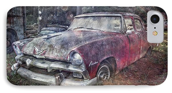 IPhone Case featuring the photograph Plymouth Belvedere by Debra and Dave Vanderlaan
