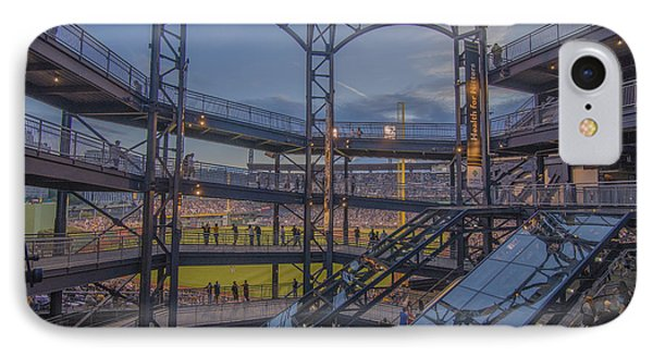 Pnc Park Pittsburgh Pirates D IPhone Case
