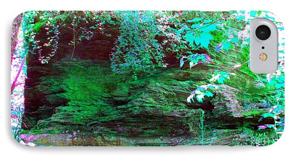 IPhone Case featuring the photograph Pocono Hike by Susan Carella