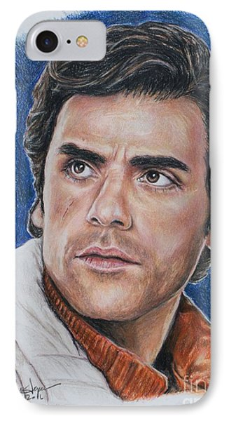 Poe Dameron IPhone Case