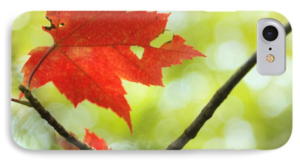 IPhone Case featuring the photograph Poesie D'automne  by Aimelle
