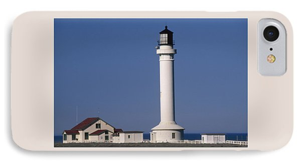 Point Arena Lighthouse IPhone Case