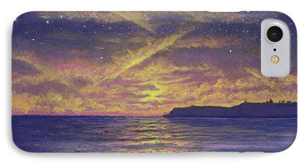 Point Loma Sunset 01 IPhone Case