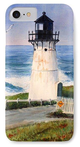 Point Montara Lighthouse IPhone Case