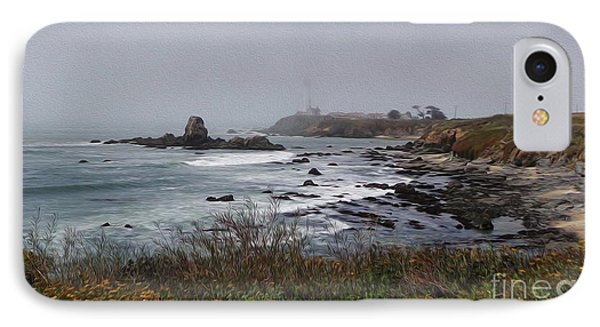IPhone Case featuring the photograph Point Montara Lighthouse by David Bearden