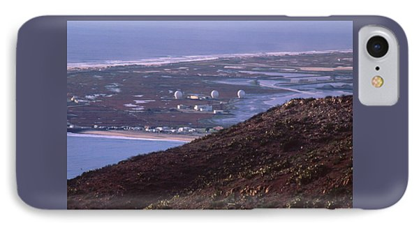 Point Mugu Naval Air Warfare Station IPhone Case by Soli Deo Gloria Wilderness And Wildlife Photography