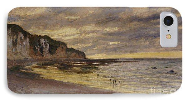 Pointe De Lailly IPhone Case by Claude Monet