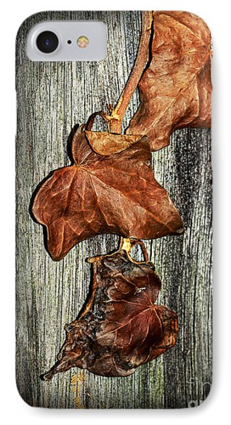 Poisoned Ivy By Kaye Menner IPhone Case