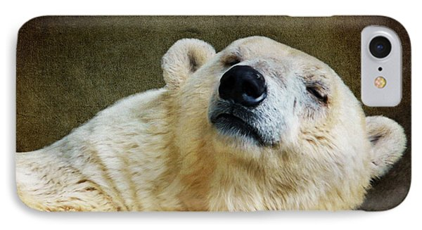 Polar Bear IPhone Case by Angela Doelling AD DESIGN Photo and PhotoArt