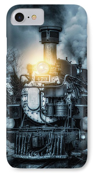 IPhone Case featuring the photograph Polar Express by Darren White