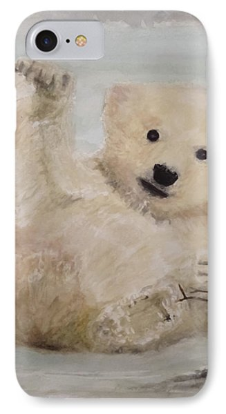 Polar Slide IPhone Case by Annie Poitras