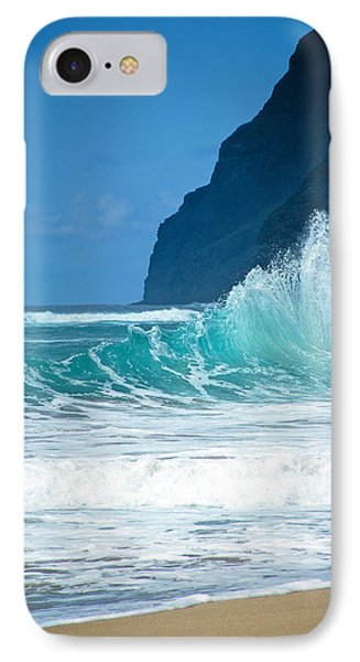 Polihale Beach  Phone Case by Kevin Smith