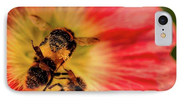 Pollination IPhone Case by Verena - Timschenko