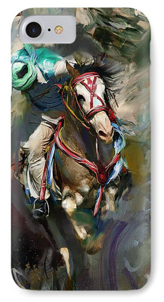 Polo 184 3 IPhone Case by Mawra Tahreem