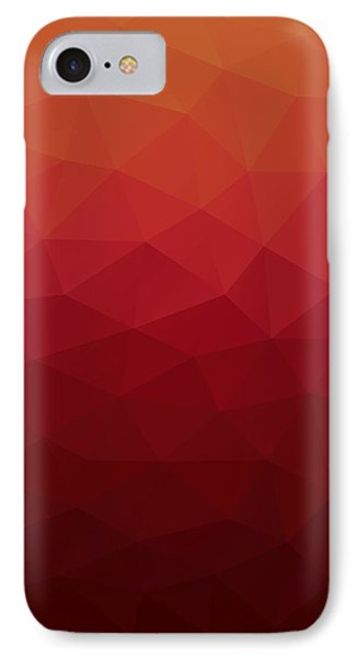 Polygon IPhone Case by Mike Taylor