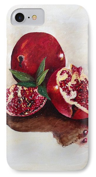 Pomegranate  IPhone Case