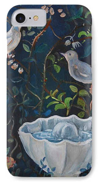 Pompeii Two IPhone Case by Julie Todd-Cundiff