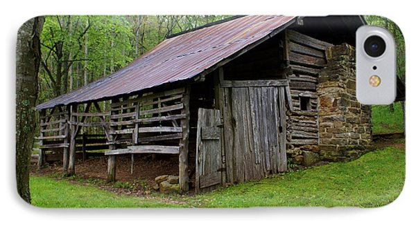 Ponca Barn Phone Case by Marty Koch