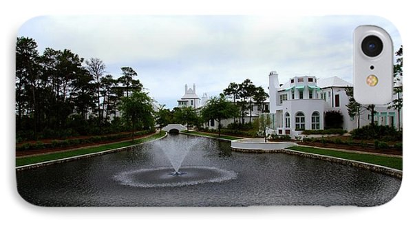 Pond At Alys Beach IPhone Case