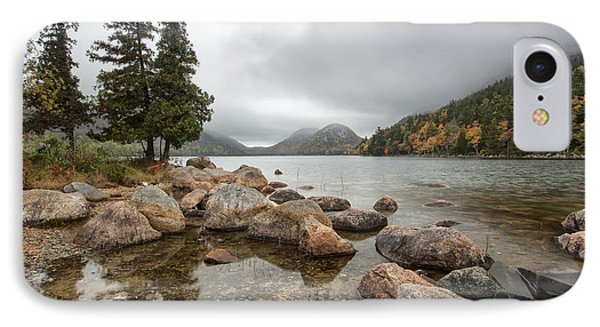 Pond In The Mountains IPhone Case