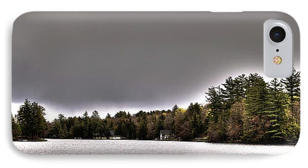 Pond Panorama IPhone 7 Case by David Patterson