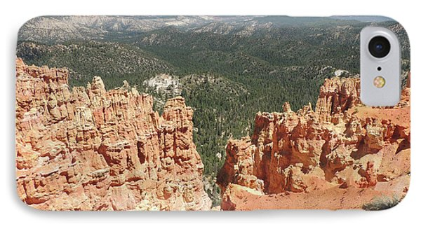 Ponderosa Point - Bryce Canyon IPhone Case by Jayne Wilson
