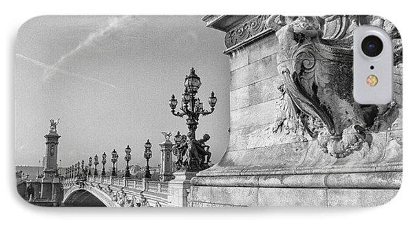 Pont Alexandre IPhone Case