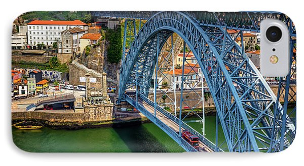 Ponte Luis Porto Portugal  IPhone Case