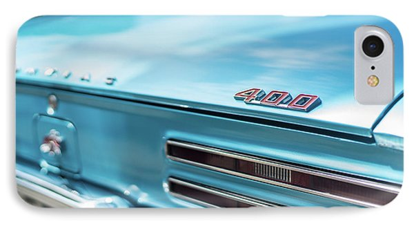 Pontiac Firebird 400 Closeup IPhone Case