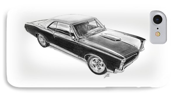 Pontiac Gto 1967 IPhone Case