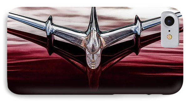 IPhone Case featuring the photograph Pontiac Star Chief by Brad Allen Fine Art