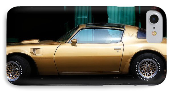 Pontiac Trans Am Phone Case by Andrew Fare
