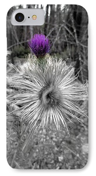 IPhone Case featuring the photograph Poof by Marie Neder