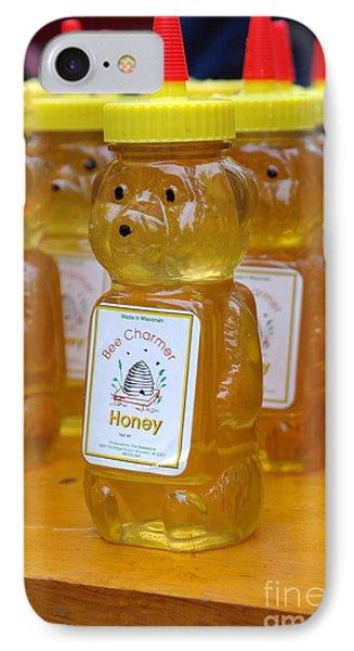 Pooh Honey Phone Case by David Bearden