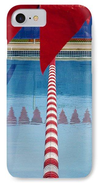 Pool Phone Case by Skip Hunt