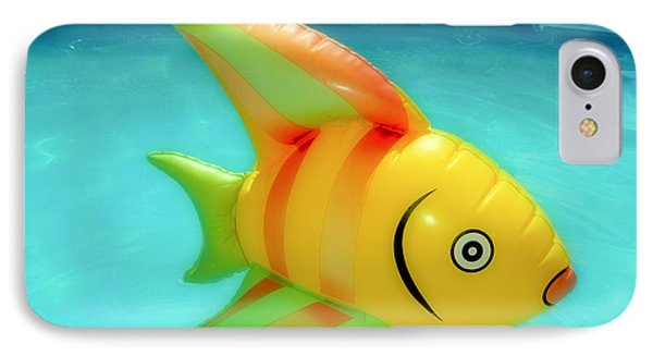 Pool Toy Phone Case by Tony Grider