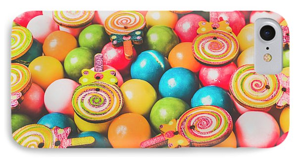 Pop Art Sweets IPhone Case by Jorgo Photography - Wall Art Gallery