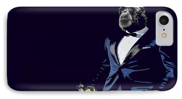 Pop Fiction IPhone 7 Case by Paul Neville