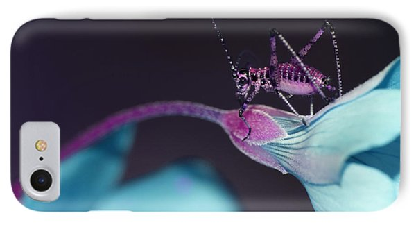 IPhone Case featuring the photograph Pop Macro No. 3 by Laura Melis