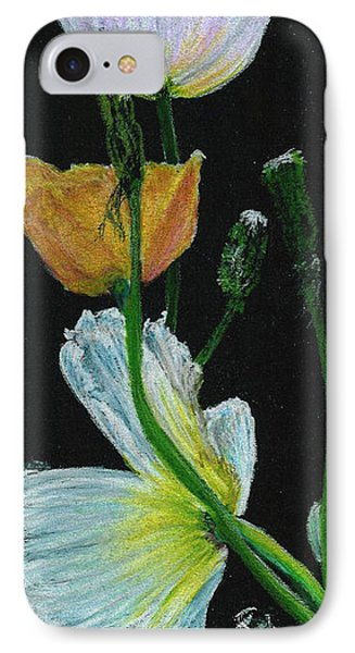 Poppies 1 IPhone Case