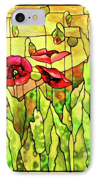 IPhone Case featuring the photograph Poppies 2 by Kristin Elmquist