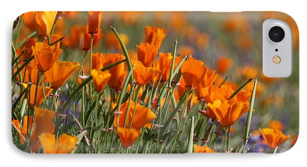 IPhone Case featuring the photograph Poppies by Patrick Witz