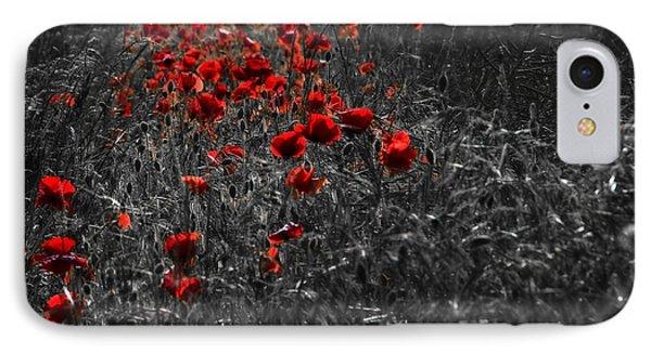 Poppy Field Phone Case by Svetlana Sewell