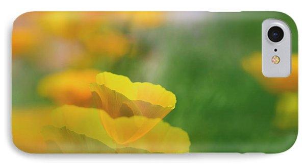 Poppy Garden IPhone Case by Veikko Suikkanen