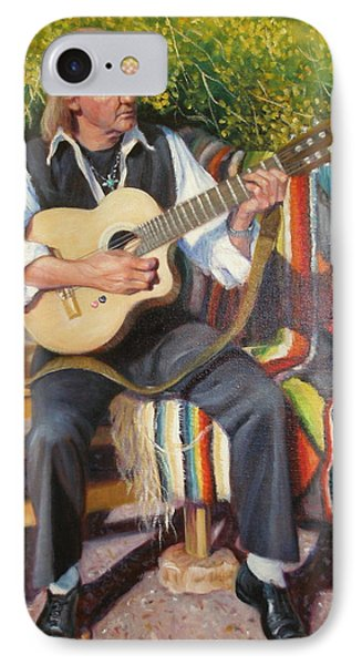 IPhone Case featuring the painting Por Tu Amor by Donelli  DiMaria