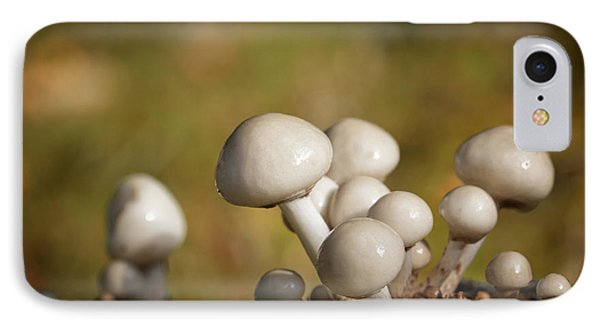 Porcelain Fungus IPhone Case
