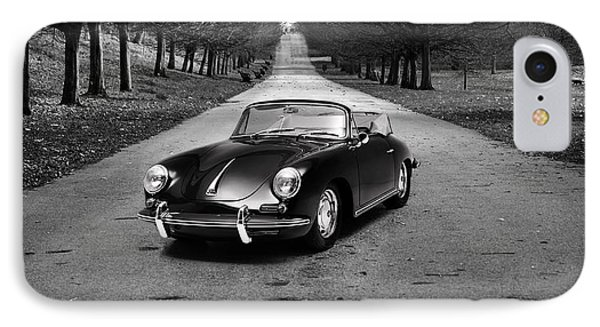 Porsche 356 1965 IPhone Case