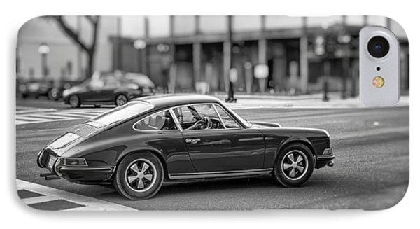 Porsche 911e Phone Case by Howard Salmon