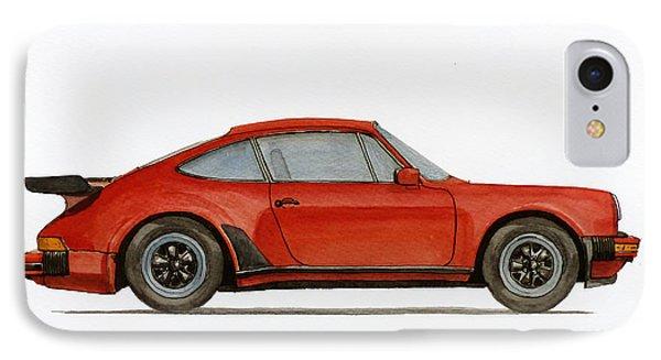 Porsche 930 Turbo 911 IPhone Case